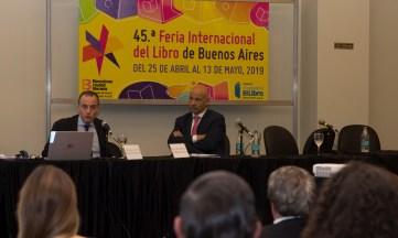 El derecho de autor toma la palabra en la FIL de Buenos Aires