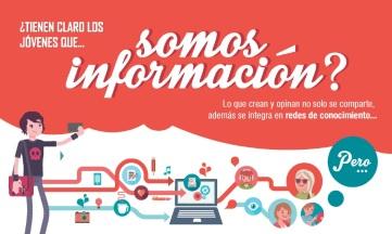 ¿Los jóvenes son información?
