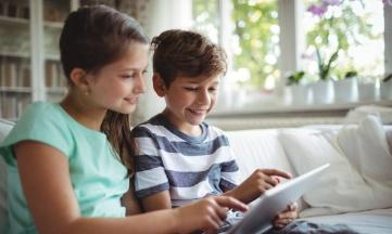 Los efectos de la lectura digital en la infancia