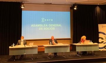 Asamblea General de Socios de CEDRO 2021