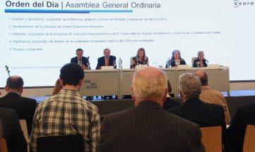 Asamblea General de Asociados 2016
