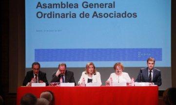 Los asociados de CEDRO aprueban las cuentas de 2016