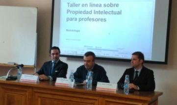 Profesores de la Comunidad de Madrid se formarán en propiedad intelectual