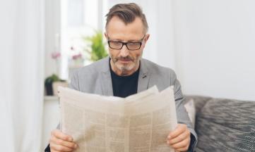 Hábitos de los lectores de prensa