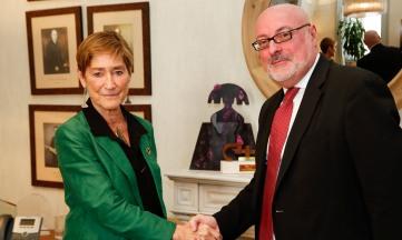 Abogacía Española y CEDRO potenciarán la defensa de los derechos de autor en el sector jurídico