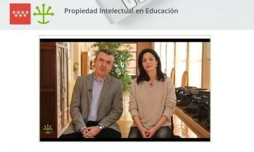 Profesores de Andalucía y Madrid se forman en Propiedad Intelectual