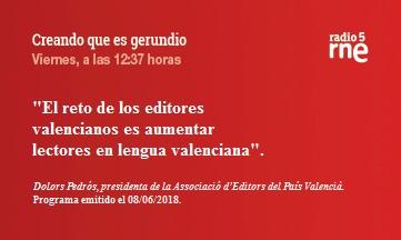 El sector del libro en la Comunidad Valenciana