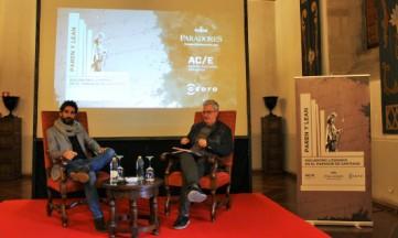 El escritor Manel Loureiro inaugura «Paren y Lean»