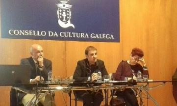 Encuentro con autores y editores gallegos