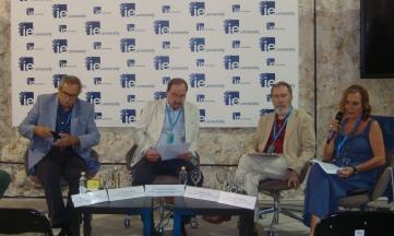 La lectura digital, en Hay Festival Segovia 2017
