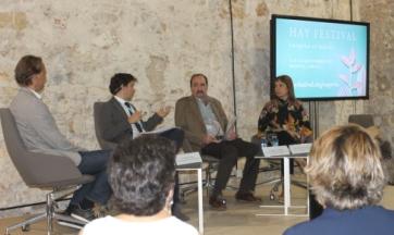 La lectura digital, en Hay Festival Segovia