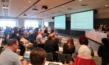 Entidades de gestión analizan la situación de los derechos de autor en Europa