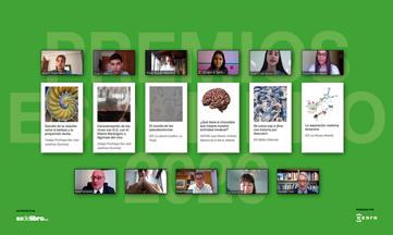 Edición virtual de la entrega de premios Es de libro
