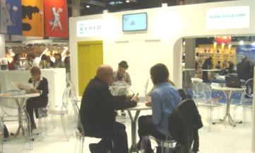 CEDRO promueve en LIBER una reflexión sobre los derechos de autor
