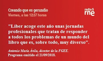Encuentro mundial del libro en español