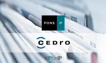 PONS IP, responsable con los derechos de autor de la prensa