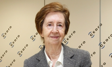CEDRO lamenta el fallecimiento de Margarita Salas, bioquímica y miembro del jurado de Es de libro