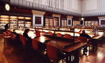 Convenio con la BNE para la protección de la propiedad intelectual