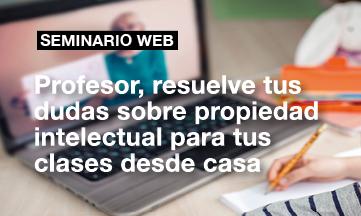 CEDRO promueve un ciclo de seminarios web para profesores