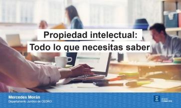 Primer seminario sobre propiedad intelectual para clientes