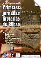 CEDRO asiste a la inauguración de las Jornadas Literarias de Bilbao