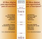 Seminario ACEC: 'El libro digital, ¿una oportunidad para el escritor?'